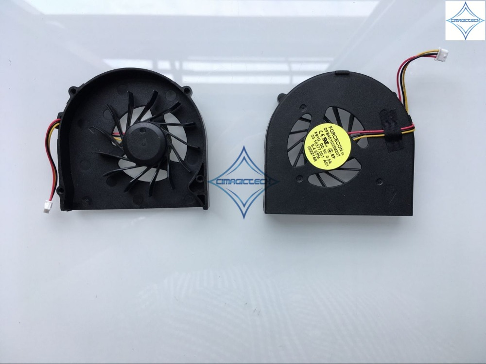 original new for DELL Inspiron 15R N5010 M5010 DFB451005M20T F91G notebook laptop cpu cooling cooler fan 23.10377.001 A01-in Fans & Cooling from Computer & Office    1