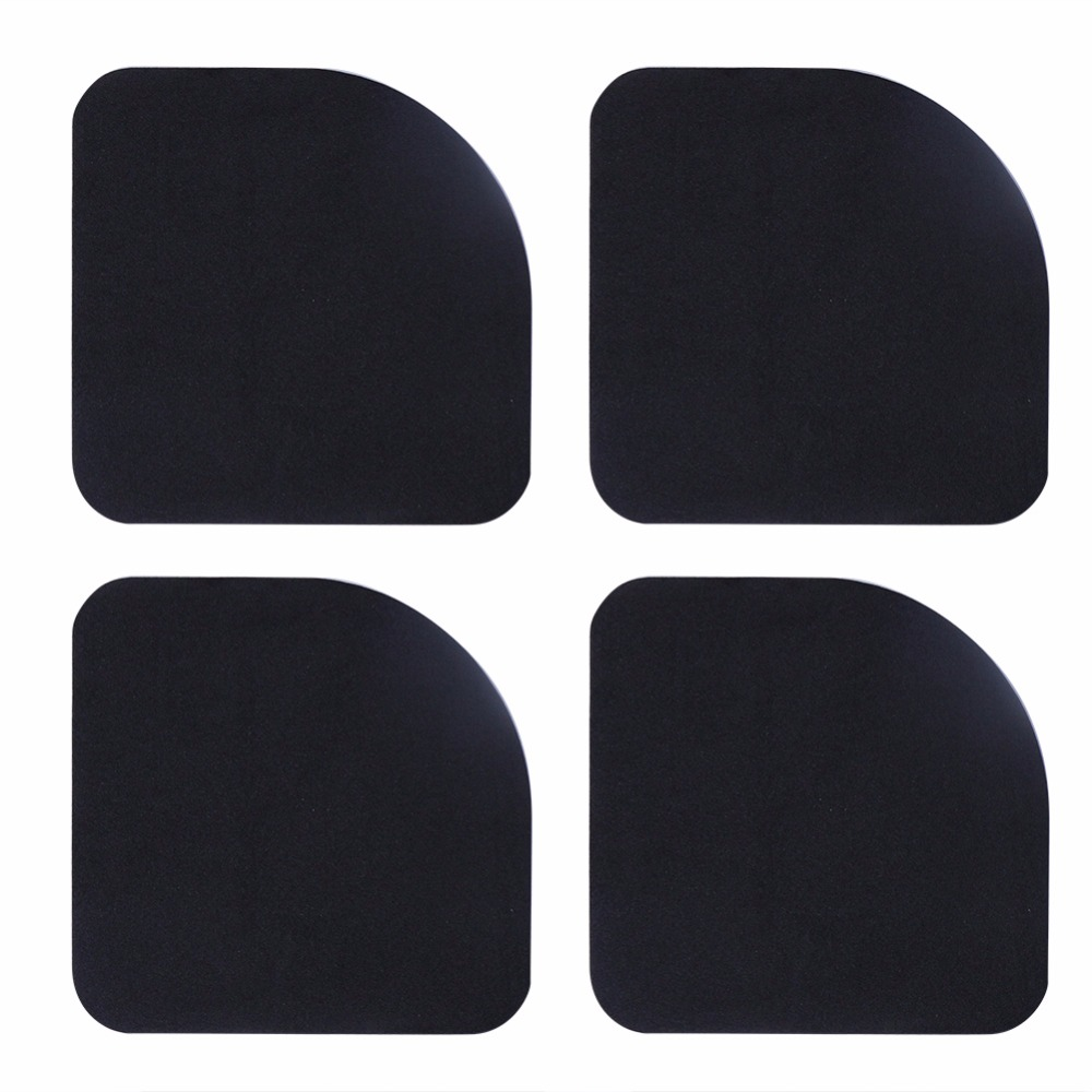 4pcs Washing Machine Anti Vibration Pad Shock Proof Non Slip Foot Feet Tailorable Mat Refrigerator Floor Furniture Protectors
