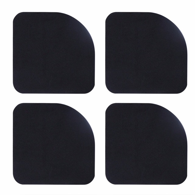 4pcs Washing Machine Anti Vibration Pad Shock Proof Non Slip Foot Feet Tailorable Mat Refrigerator Floor Furniture Protectors
