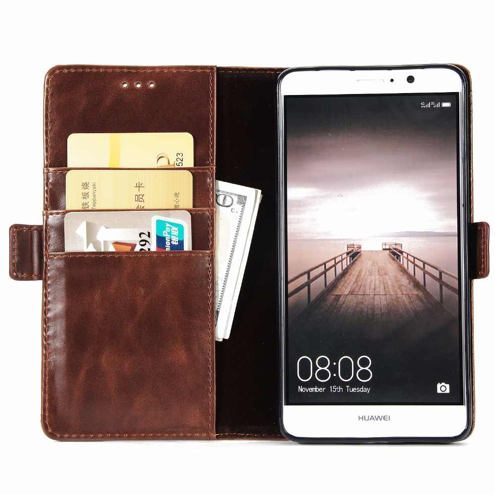 Flip Leather Case for Huawei Mate 8 9 Pro Honor 8 9 Luxury Wallet Cover for Huawei P10 Plus P8 P9 Lite 2017 Phone Case Coque Bag
