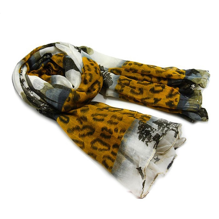 Savanna Safari Scarf | Lightweight Scarves