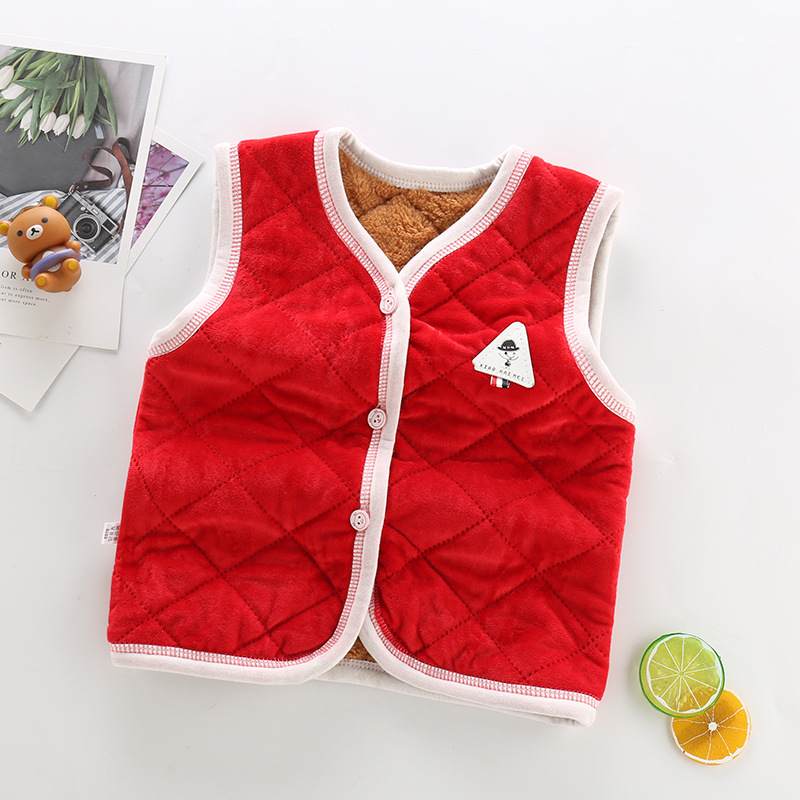 Aggressiv Bibicola Baby Jungen Weste Winter Warme Strickjacke Für Infant Kinder ärmellose Westen Kleidung Casual Cartoon Weste Für 0-4 T