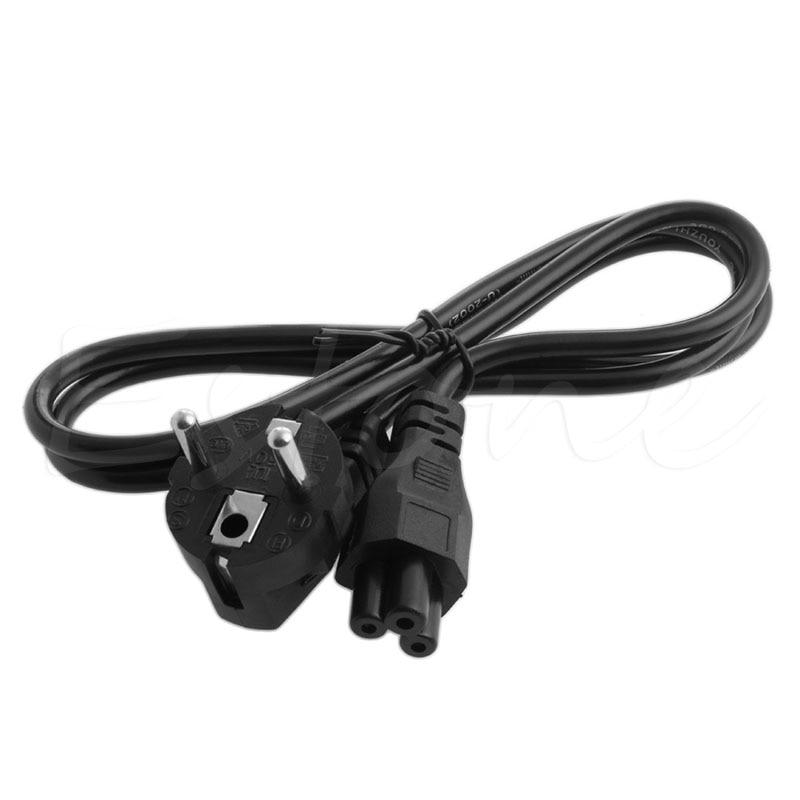 US/UK/EU/AU Plug 3-Pin AC Power Cord Cable For Dell Laptop Lenovo ThinkPad IBM