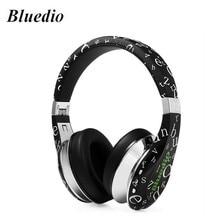Bluedio Air Model Bluetooth Headphones/Headset Fashionable Wireless Headphones HiFi sports Headset