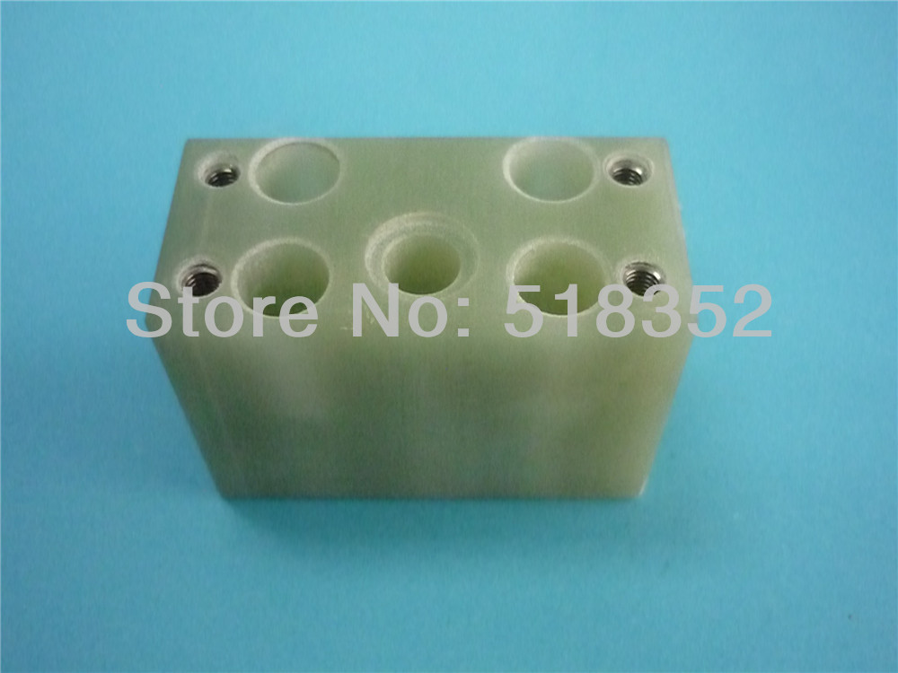 A290-8112-X535 Fanuc F315 Isolation Plate Upper  for WEDM-LS Wire Cutting Machine Parts a290 8110 x715 16 17 fanuc f113 diamond wire guide d 0 205 255 305mm for dwc a b c ia ib ic awt wedm ls machine spare parts