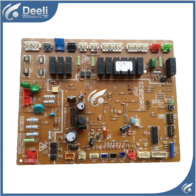 95% new for air conditioning board RY125LMY1L EC0259B control board Computer board