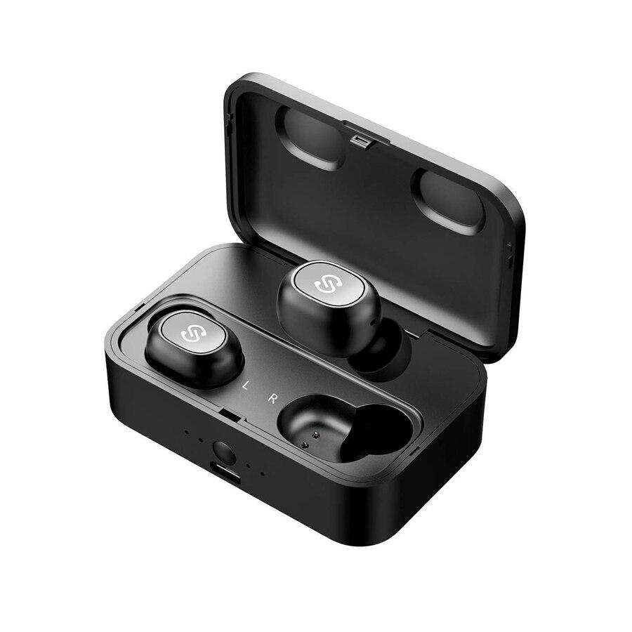 SoundPEATS TWS sans fil Bluetooth écouteurs intra-auriculaires Super basse stéréo Bluetooth casque écouteurs Bluetooth écouteurs étanche Q32