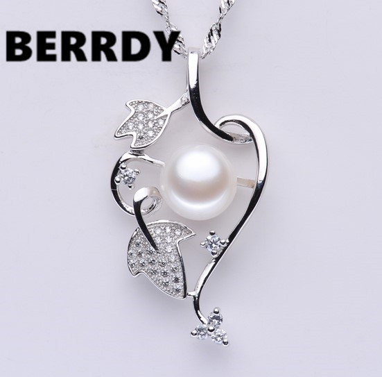 4 color real freshwater pearl pendant necklace nice quality 4 color real freshwater pearl pendant necklace nice quality exquiste hot unique necklace for lady nice mozeypictures