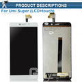 Umi Súper Pantalla LCD y Touch Pantalla Digitalizador Asamblea Reemplazo + Herramientas Pantalla Original Para Umi Súper Euro