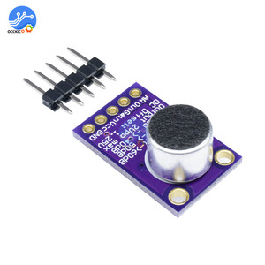 Image 5 - MAX9814 Microphone Amplifier Module Speaker Audio Sound Board Auto Gain Control