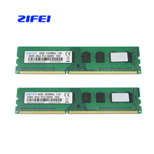 ZIFEI DDR3 8GB 1600Mhz 1333MHz DIMM Desktop Memory RAM for Socket AM3 AM3+ FM1 FM2  AMD motherboard