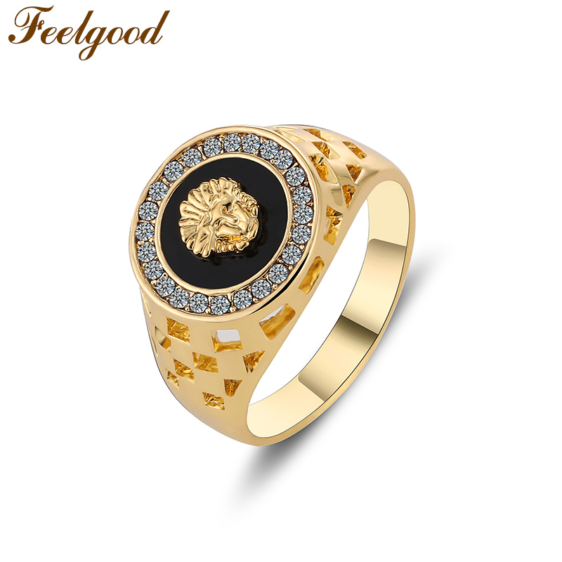 feelgood rings unique design high quality gold silver