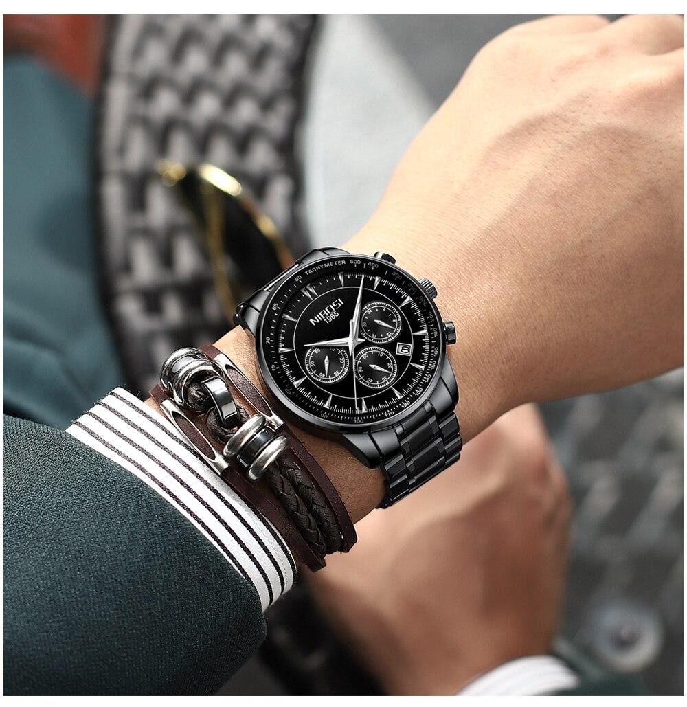 Relogio Masculino NIBOSI Quartz Watches Men Steel Band Men Watches 2018 Luxury Brand Waterproof Wrist Watches For Men Brand Saat (19)