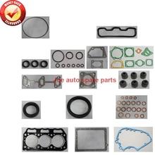 Engine Full gasket set kit for Yanmar engine : 3T72HL