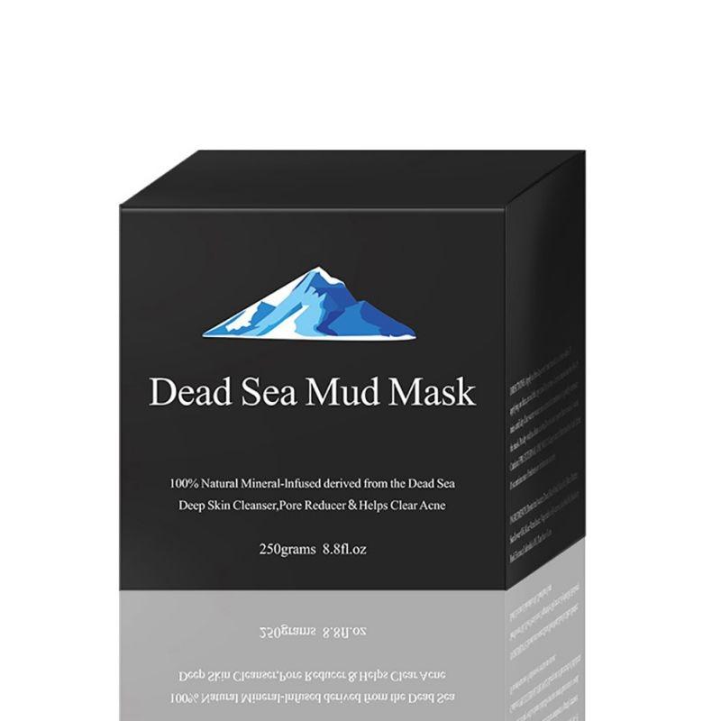 Dead sea mud mask moisturizing replenishment acne skin care Masks 6
