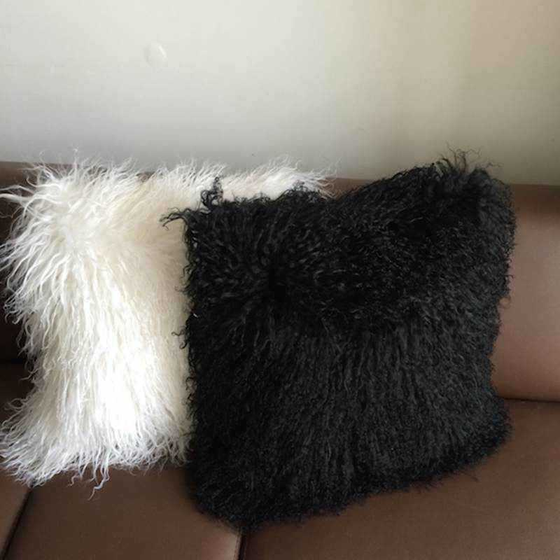 faux black and cushion cushions nymeria freedom in fur all pillow decorate throws