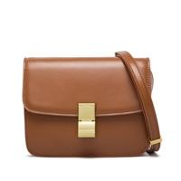 2016 New Airline Stewardess Bag Big Fashion Shoulder Messenger Bag Small Tofu Bag Box Bag Factory