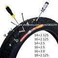 1 PCS CST elektrische fiets banden 16x2.125/14x2.125/18*2.125 rhino Elektrische Fiets tire bike tyre 16*3.0/22*2.125