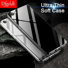Silicone Ultra Thin Soft Transparent TPU Case for M