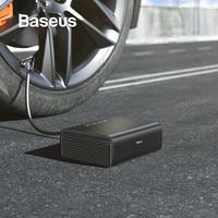 Baseus 12V Car Air Compressor Portable Tire Inflatable Pump Intelligent Mini Electric Tyre Inflator Compressors for Cars Tire