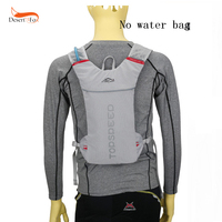 1pc High Quality Marathon Water Bag In Black Red Gray Color Polyester Hydration Backpack Vest Style