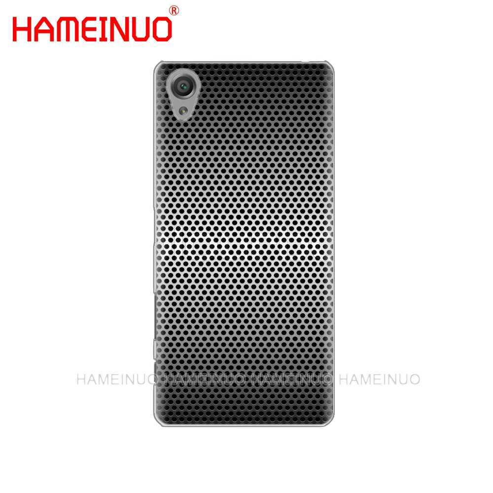 HAMEINUO רכב פחמן סיבי הדפסת כיסוי טלפון מקרה עבור sony xperia z2 z3 z4 z5 mini בתוספת aqua M4 M5 E4 E5 E6 C4 C5