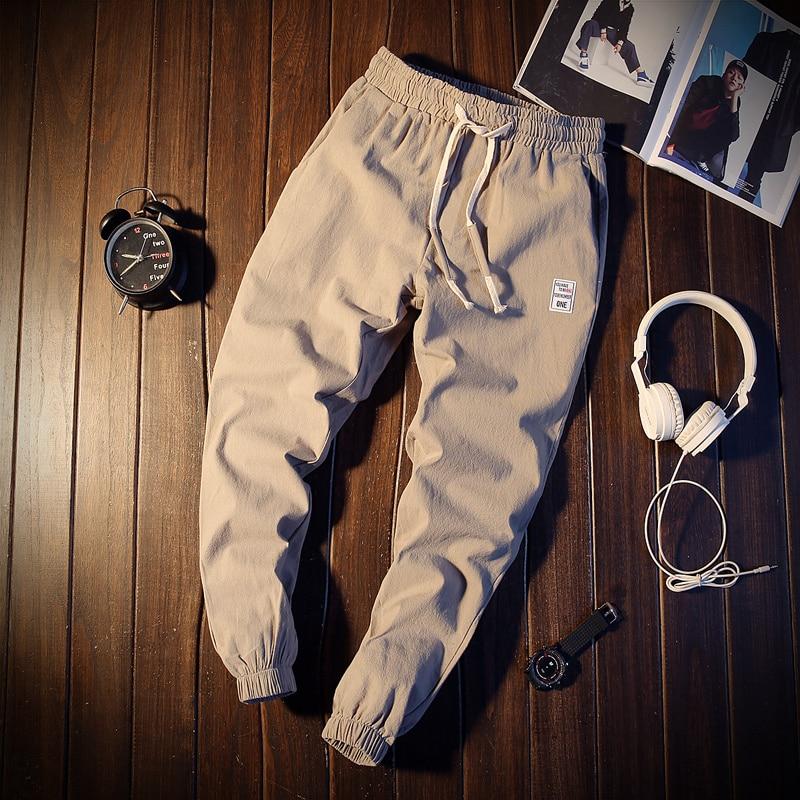 Cheap Wholesale 2019 New Autumn Winter Hot Selling Men's Fashion Casual Popular Long Pants MC365