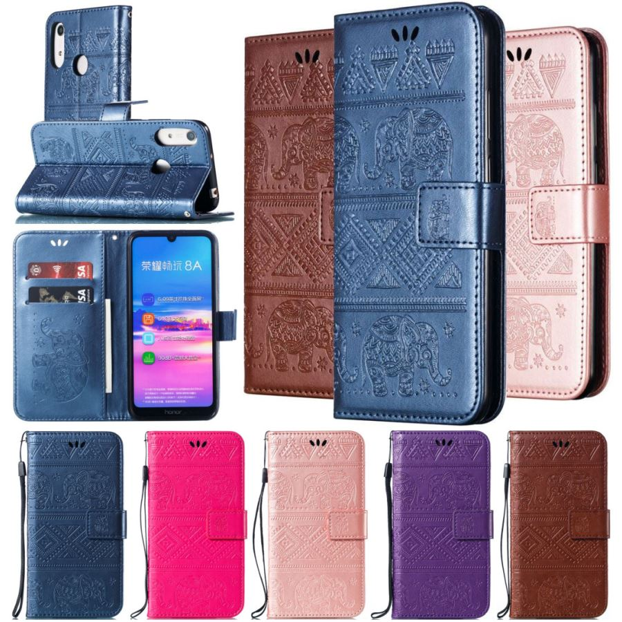 Luxury <font><b>Flip</b></font> <font><b>Case</b></font> For <font><b>Samsung</b></font> <font><b>Galaxy</b></font> A10 M10 M20 A8S A50 S10E S10 S9 S8 J3 J4 J6 J7 <font><b>A6</b></font> A7 A9 A8 Plus <font><b>2018</b></font> Wallet Cute Cover DP02G image