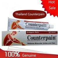 120g tailândia bálsamo counterpain analgésico alivia dores musculares and aliviar a dor bálsamo da dor artrite reumatóide dermacol zb