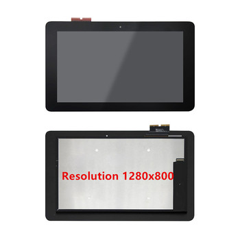 FTDLCD 10.1'' LED LCD Display Touch Screen Digitizer Assembly For ASUS Transformer Book T100HA-FU029T T100HA-FU006R