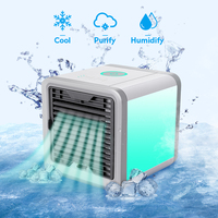 Air Cooler Air Personal Space Cooler The Quick & Easy Way To Cool Any Space Air Conditioner Device Home Office Desk