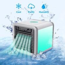 Охладитель воздуха персональный космический охладитель быстрый и легкий способ охладить любое пространство кондиционер устройство домашний офис стол