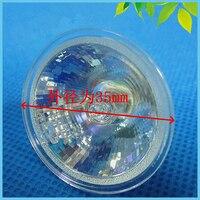 Stereo Microscope Top Light Source 12V 10W Halogen Bulb Lamp Light