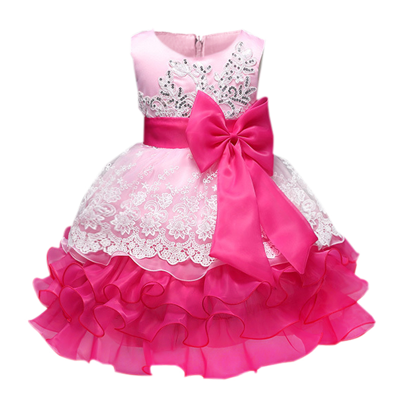 Baby Girl Dresses Children girls Prom Dresses For kids Clothes Flower Princess Girl Party Dress Wedding Ball Gown vestidos new vestidos cosplay costume 2017 girls weeding party princess dress baby kids girl children dress vestidos for children clothes