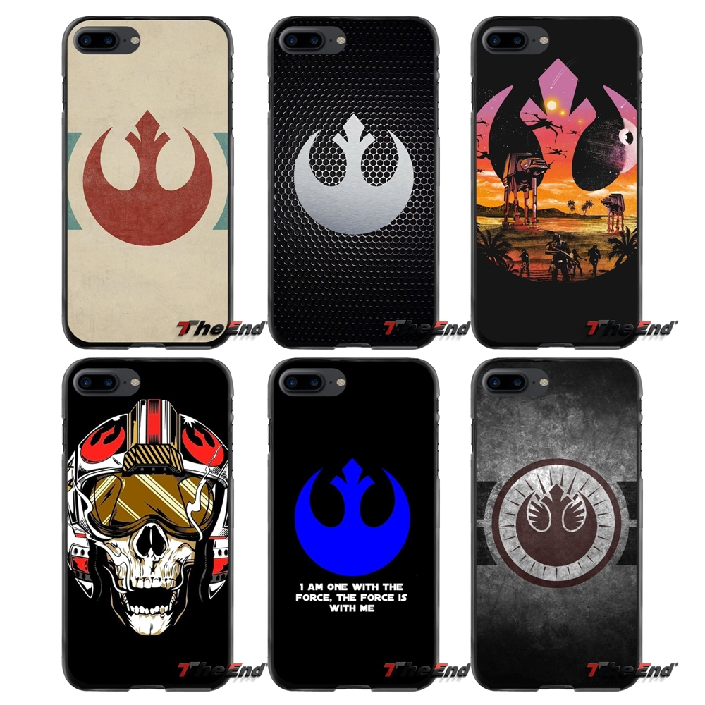 For Apple iPhone 4 4S 5 5S 5C SE 6 6S 7 8 Plus X iPod Touch 4 5 6 design Star Wars Rebels Accessories Phone Shell Covers