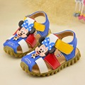2016 winter Children's Kids summer shoes  Baby's Boys and Girls shoes min Sandals Toddler Sneakers beach Slipper