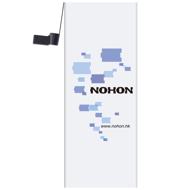100% Original New NOHON Battery For Apple iPhone 6 6G Real Capacity 1810mAh With Retail Package Free Repair Machine Tools
