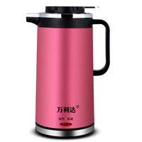 L Manufacturer direct sales wanlida electric kettle heat preservation kettle stainless steel teapot gifts small appliances