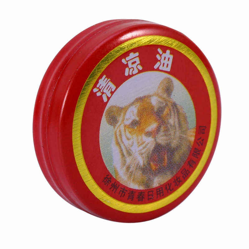 Original Vietnam Red Tiger Medizinische Kräuter Gips Patch Salbe Joint Schmerzen Linderung Ätherisches öl Muscle Wirbelsäule Schmerzen Patch 5g