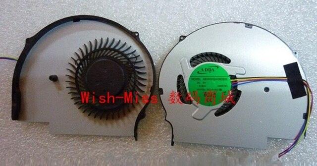 New CPU Cooling fan for Lenovo FLEX14 FLEX15 FLEX 14 FLEX 15 laptop fan AB08005HX060B00 00ST6
