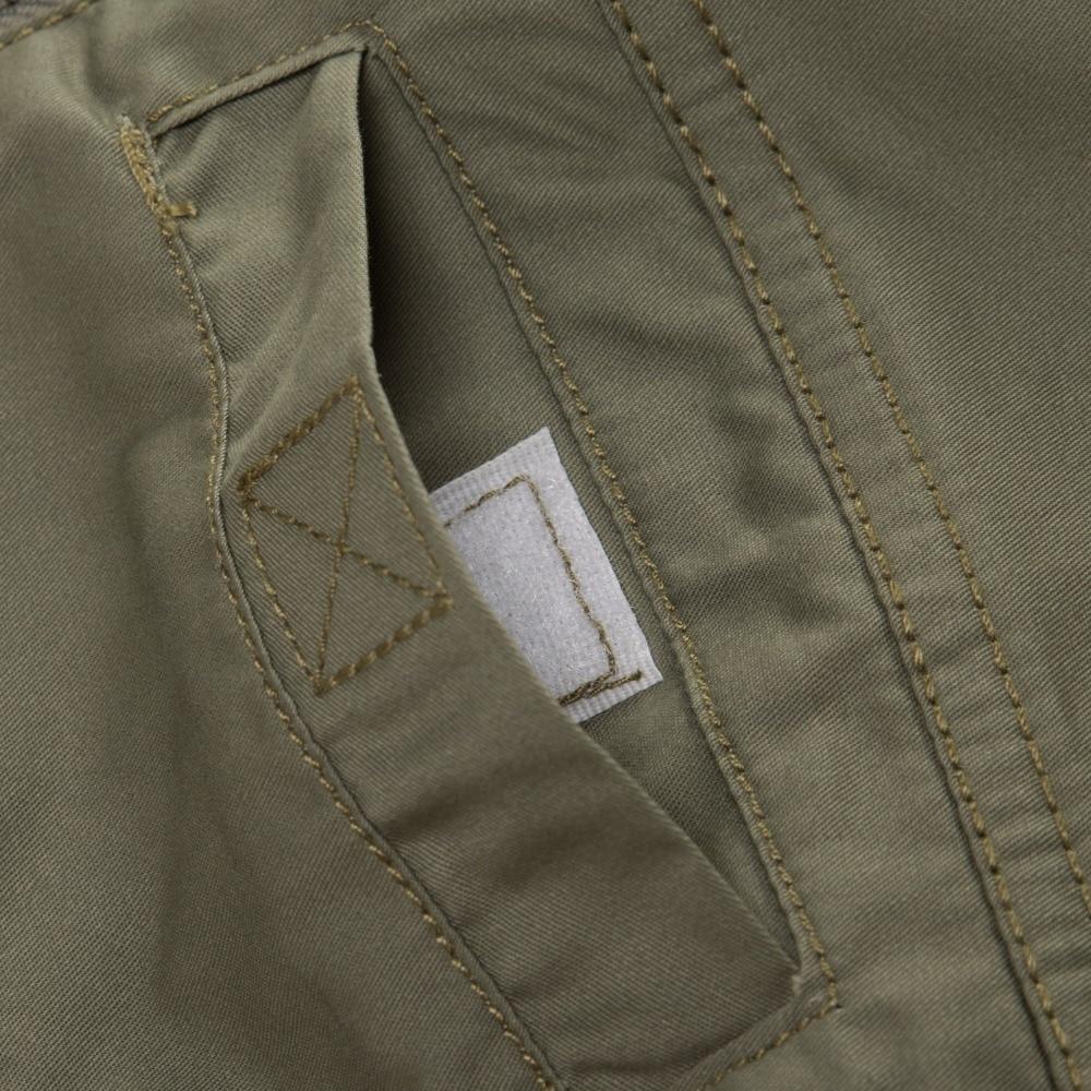 Image 4 - Fredd Marshall 2019 Fashion Military Shirt Long Sleeve Multi pocket Casual Shirts Brand Clothes Army Green Camisa Masculina 117camisa masculinacamisa brandcamisa fashion -