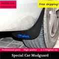 Super CARRO Para Ford Focus car styling Para 2005-2014 Ford Focus Mudguards fender especial modificado guarnição carro pintura fender