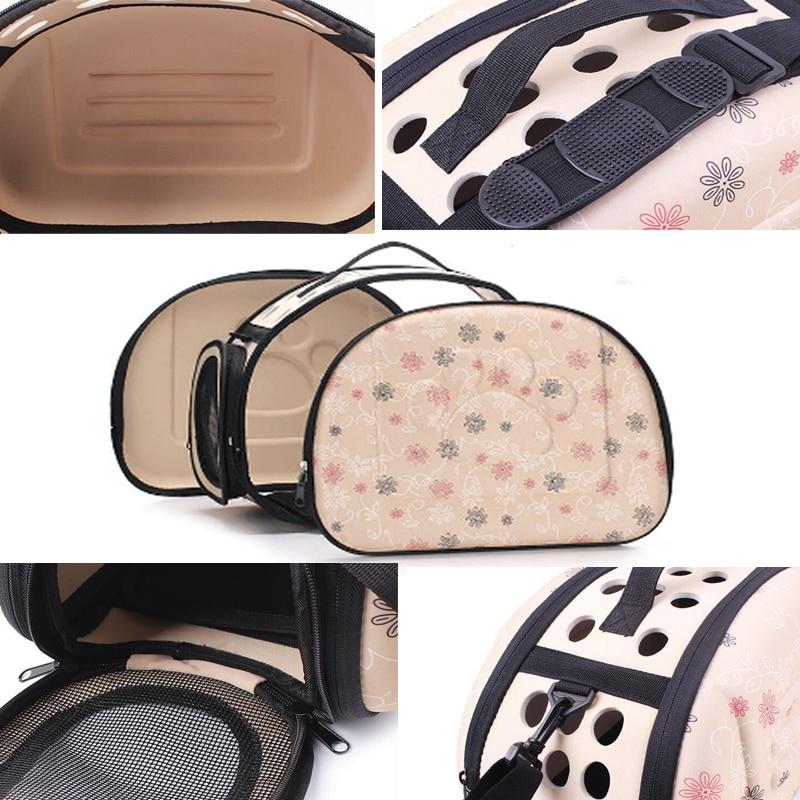 Pets Cat Carrier Bag Cat Cote Shoulder Handle Carry Bag Puppy Small Dog Breeds Backpack Bag Pdbag06 #5