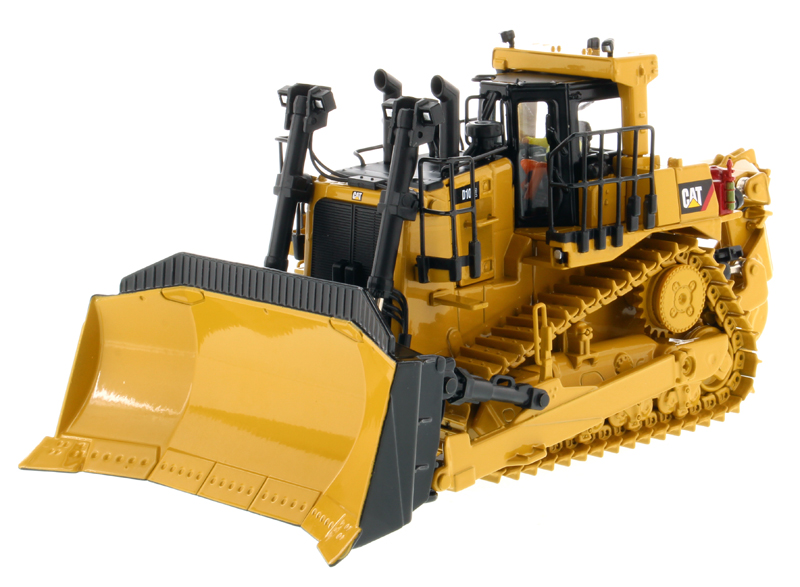 DM-85532 1:50 кошка D10T2 трек-Тип Трактор БУЛЬДОЗЕР