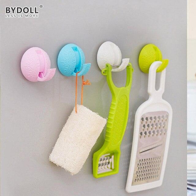 Bydoll 8 pz/lotto ventose forti ganci per bagno cucina camera da ...