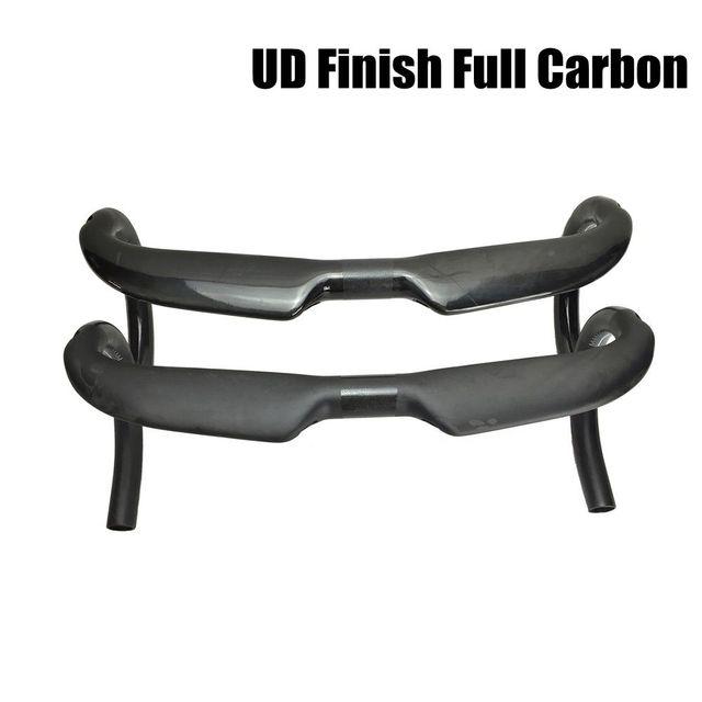 UD כביש אופני כידון AERO T800 מודולוס גבוה סיבי פחמן כביש כידון חלקי עיקול בר 31.8mm מט