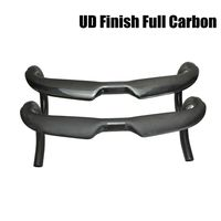 UD Road Bike handlebar AERO T800 high modulus carbon fiber road handlebars cycling parts bend bar 31.8mm matte
