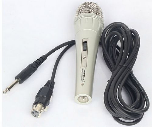 two mic
