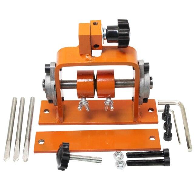 Handleiding Kabel Draad Strippen Machine, Draad Kabel Peeling met een Mes. Striptang multi tool automatische verstelbare krimpen-in Tang van Gereedschap op