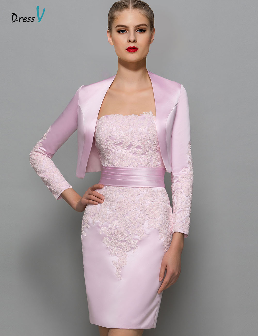 Buy mother of bride cocktail dress and get free shipping on ...